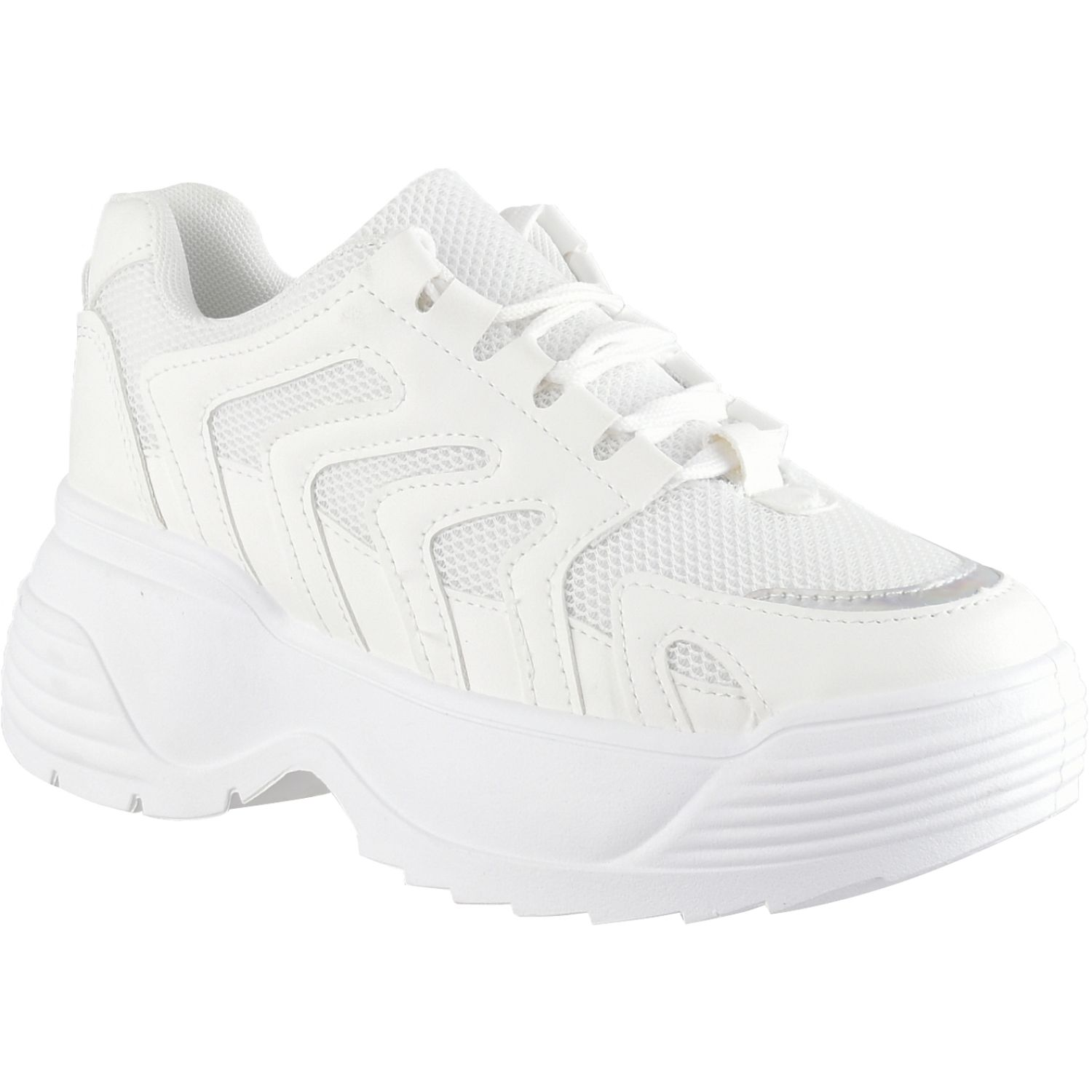 Platanitos Z 4121 Blanco Zapatillas Fashion