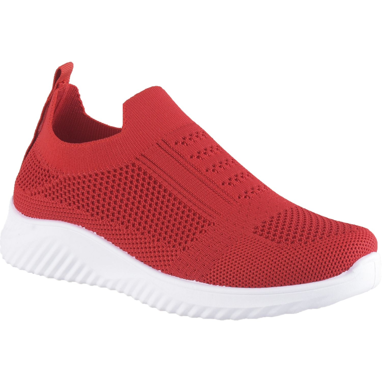 Platanitos Z 6203 Rojo Zapatillas Fashion