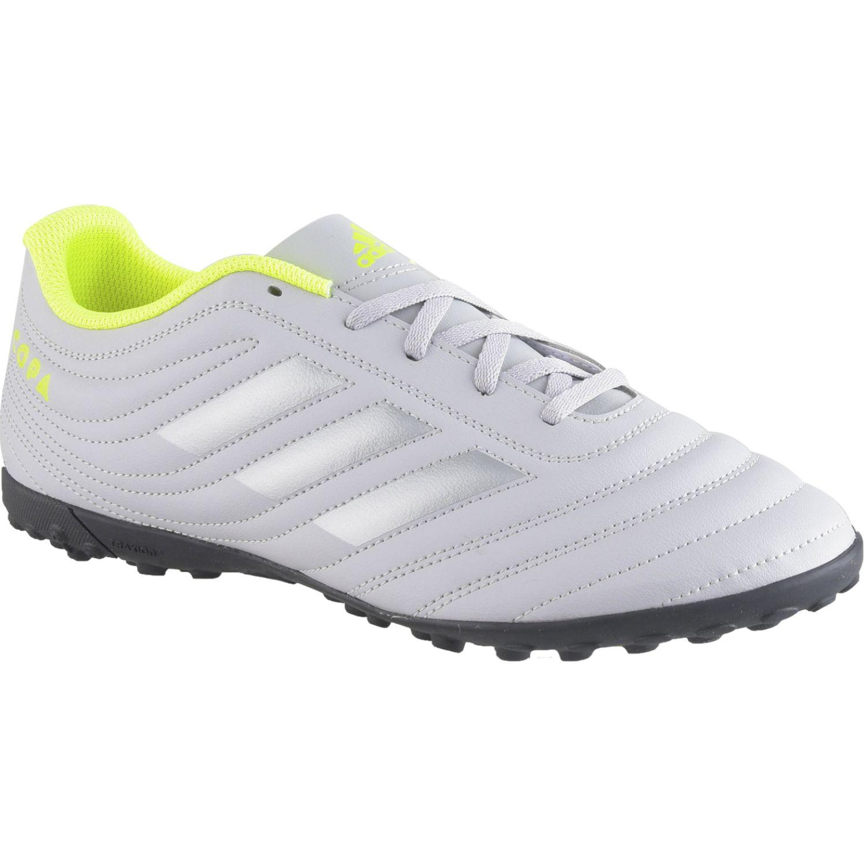 Adidas Copa 20.4 Tf Gris / amarillo Hombres
