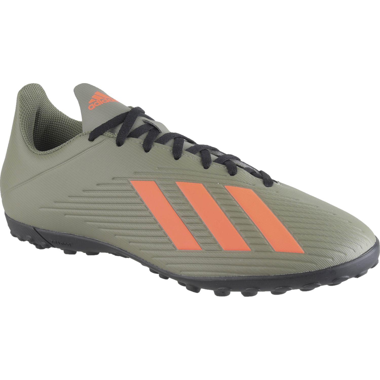Adidas x 19.4 tf VERDE / NARANJA Hombres