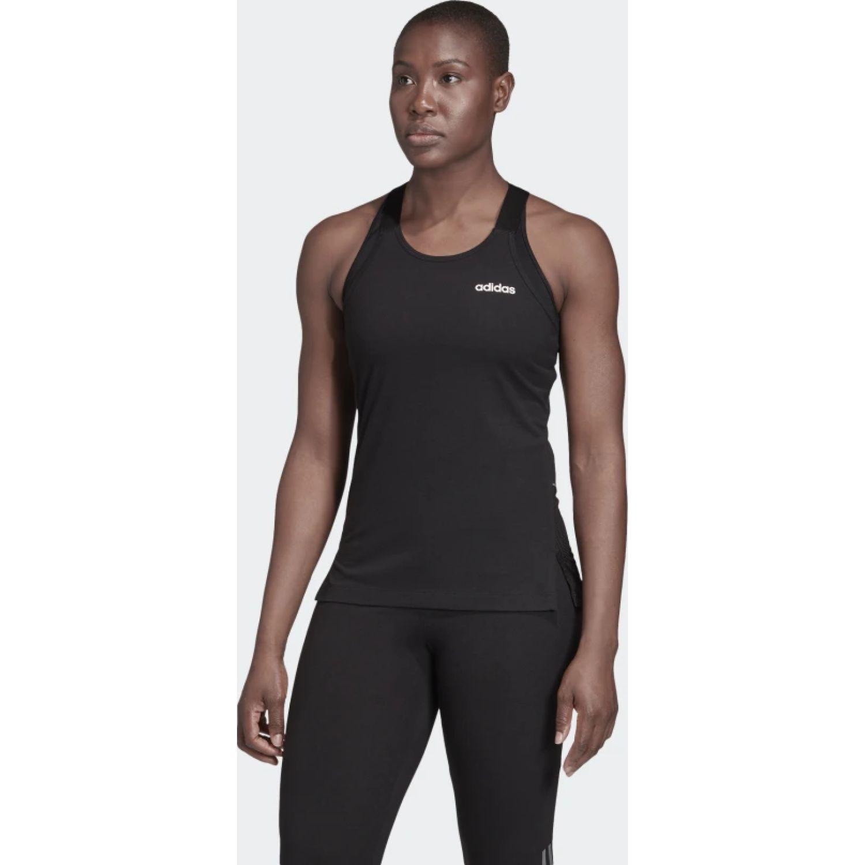Adidas W Mo Cool Tank Negro Camiseta sin mangas