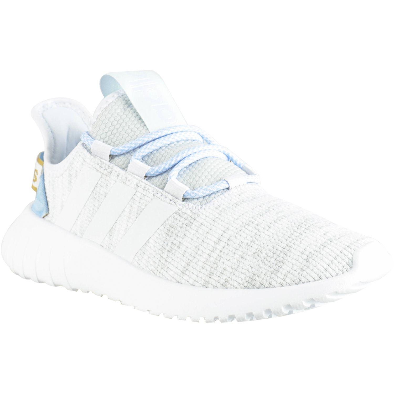 Adidas KAPTIR X Gris / celeste Running en pista