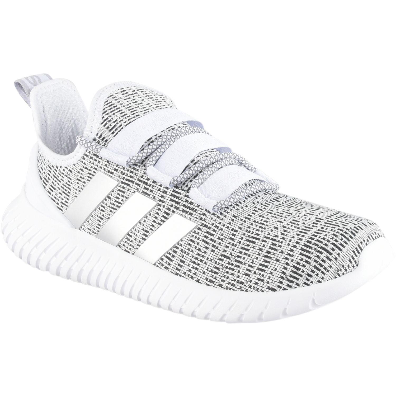 Adidas KAPTIR Blanco / gris Running en pista