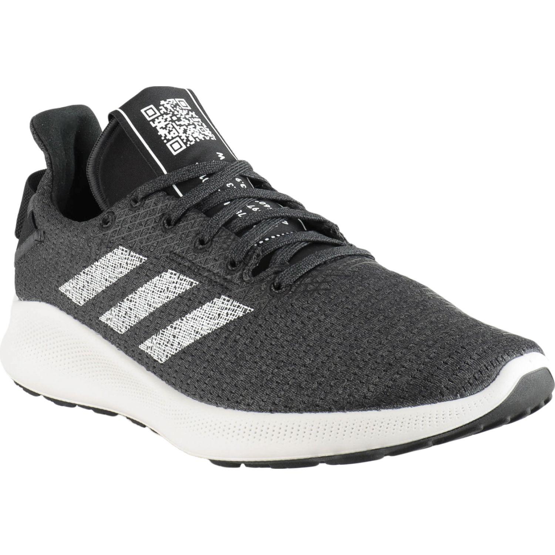 Adidas sensebounce + street m PLOMO / HUESO Running en pista