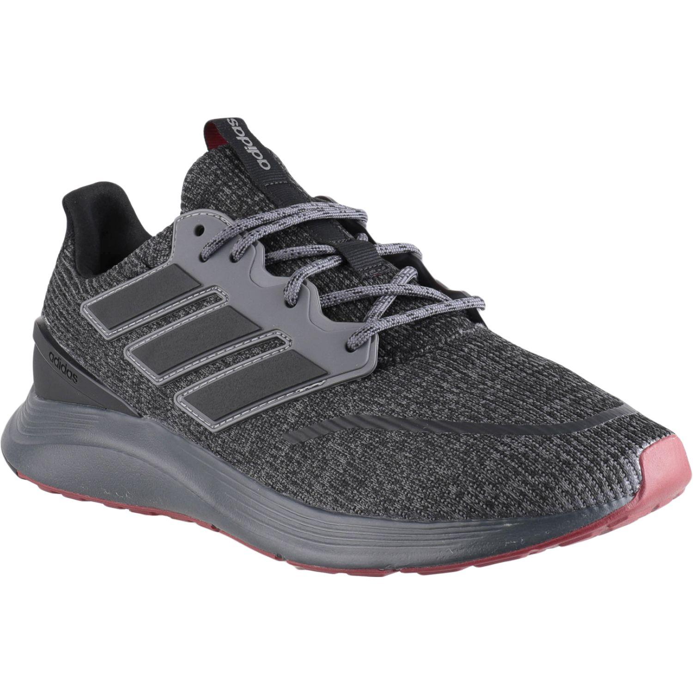 Adidas energyfalcon Negro / rojo Running en pista