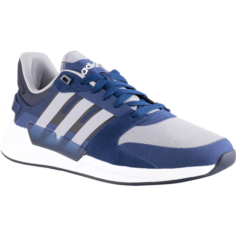 Adidas run90s Navy / Gris Running en pista
