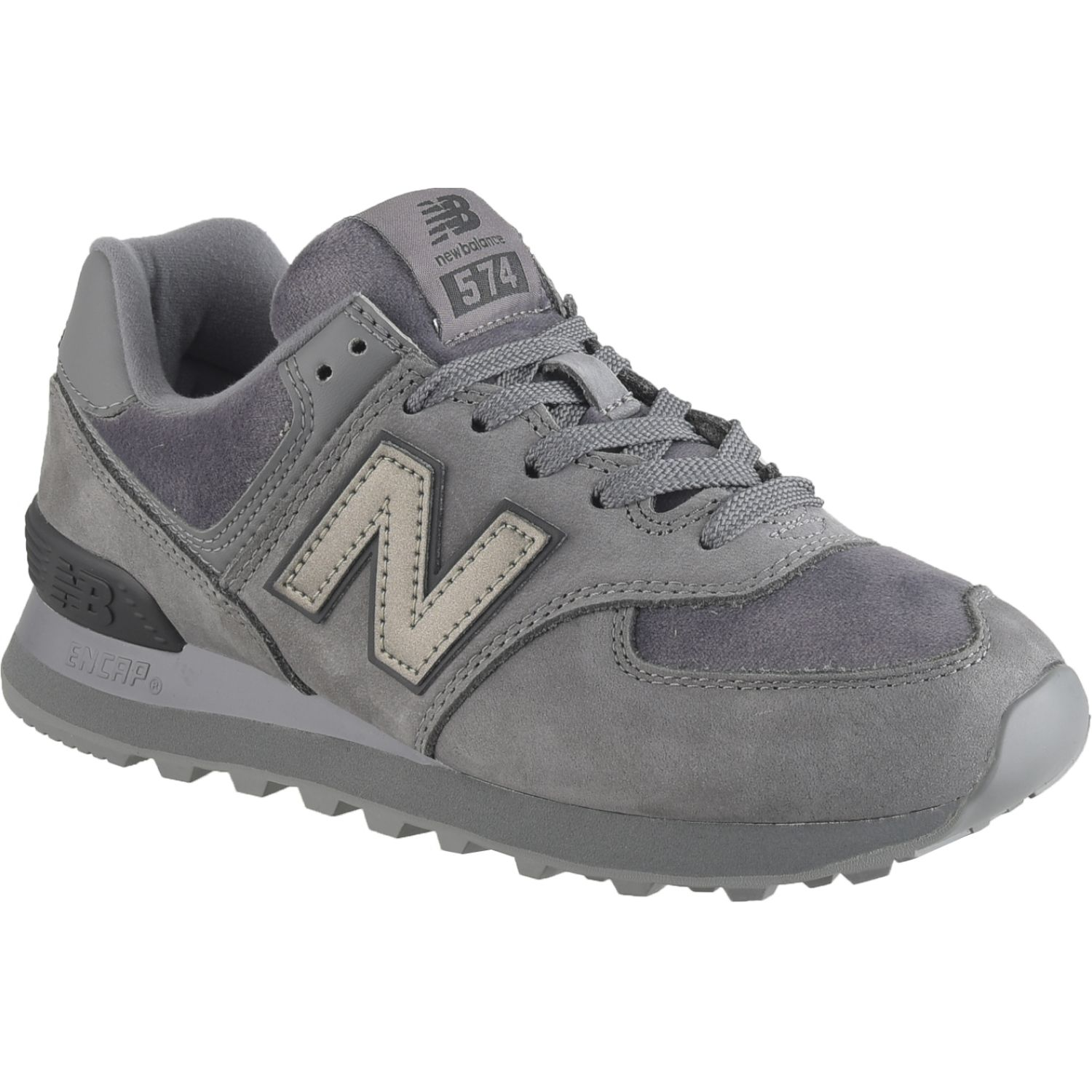 New Balance 574 Gris Walking