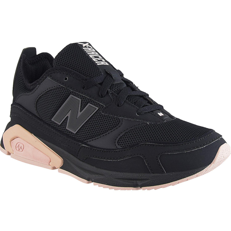 New Balance Xracer Negro / rosado Walking