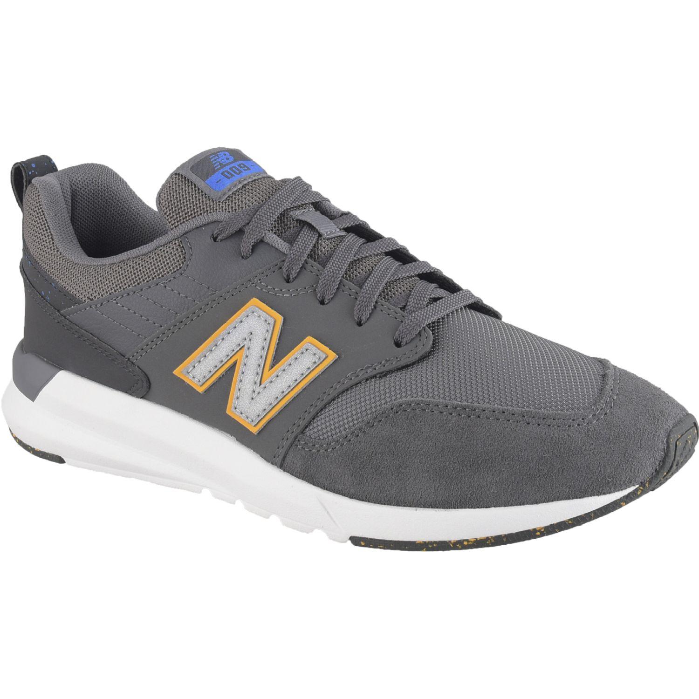 New Balance 009 Gris / blanco Walking