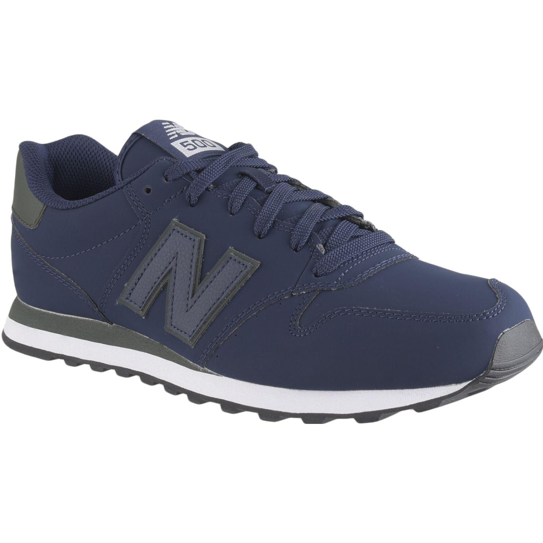 New Balance 500 Azul / verde Walking