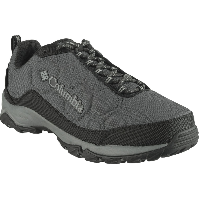Columbia FIRECAMP III WP Plomo / negro Calzado hiking