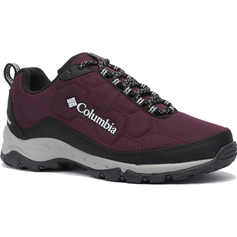 Columbia firecamp iii wp Guinda Calzado hiking
