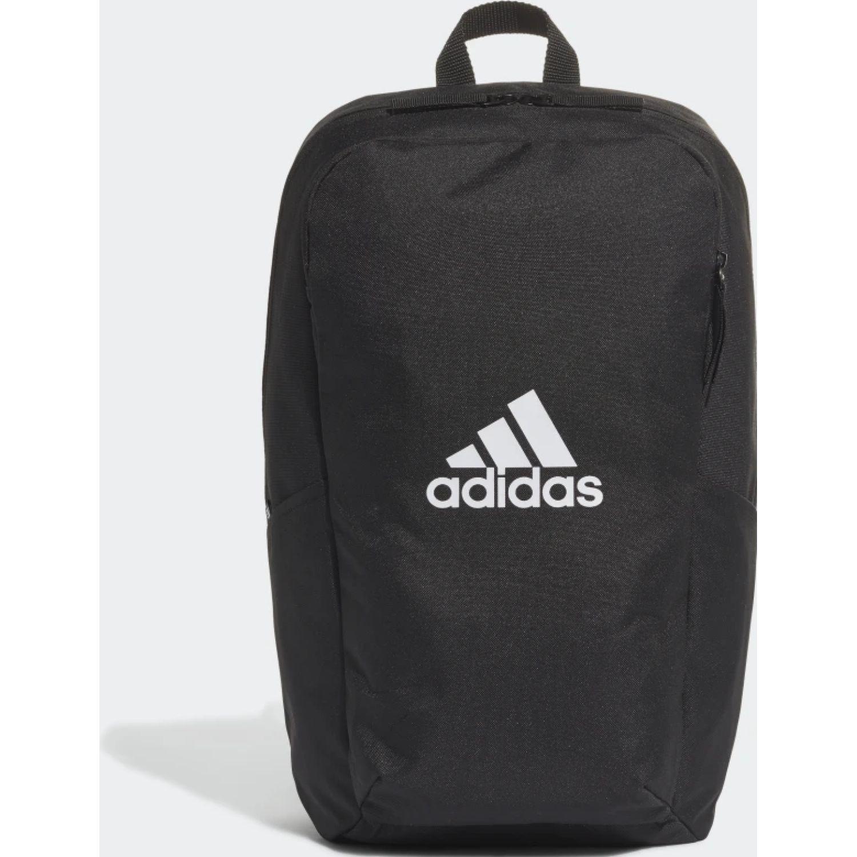 Adidas PARKHOOD Negro / blanco Mochilas Multipropósitos