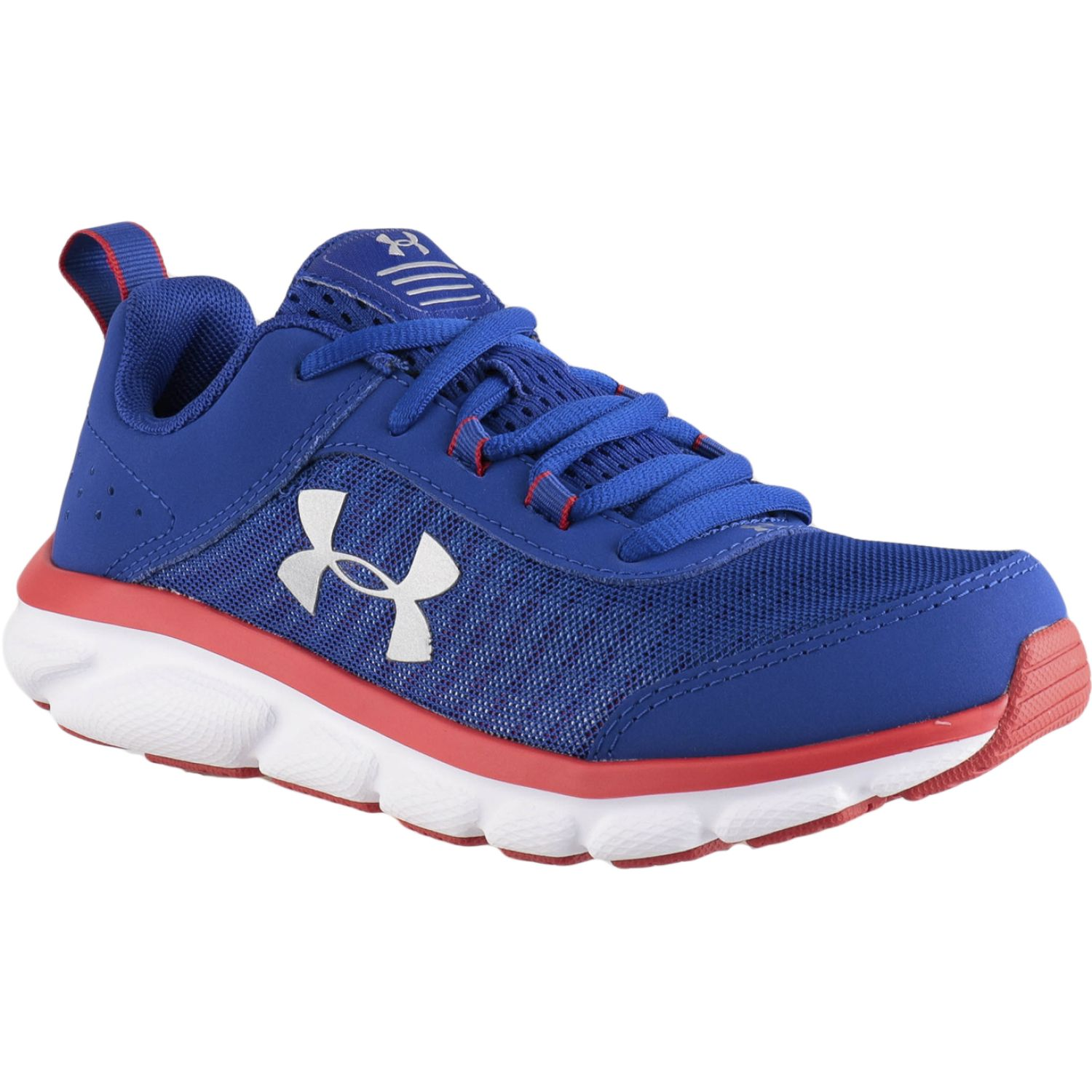 Under Armour UA GS Assert 8 Azul / rojo Muchachos