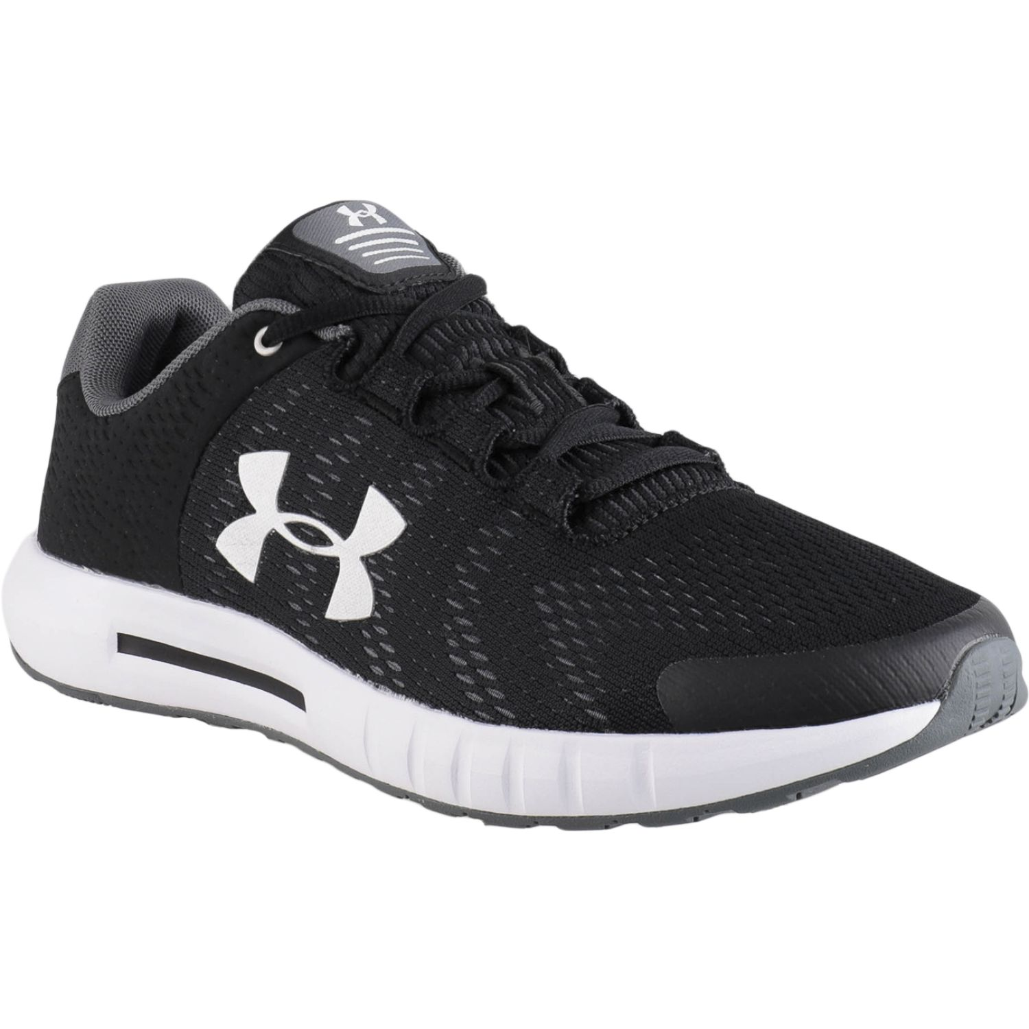 Under Armour ua gs pursuit bp Negro / blanco Muchachos