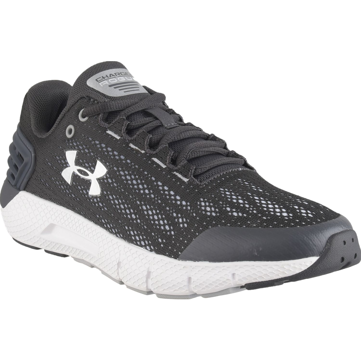 Under Armour Ua Bgs Charged Rogue Negro / blanco Niños