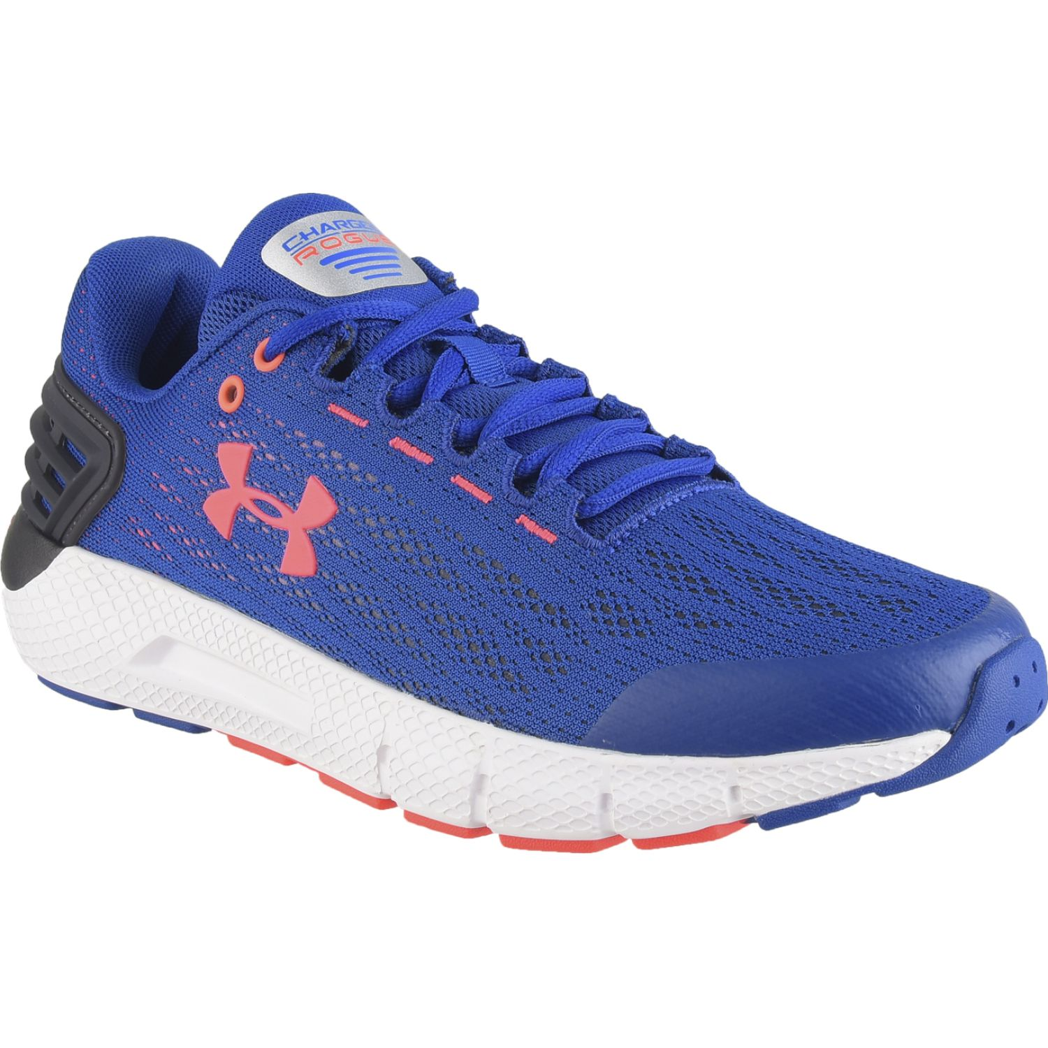 Under Armour ua bgs charged rogue Azul / blanco Muchachos
