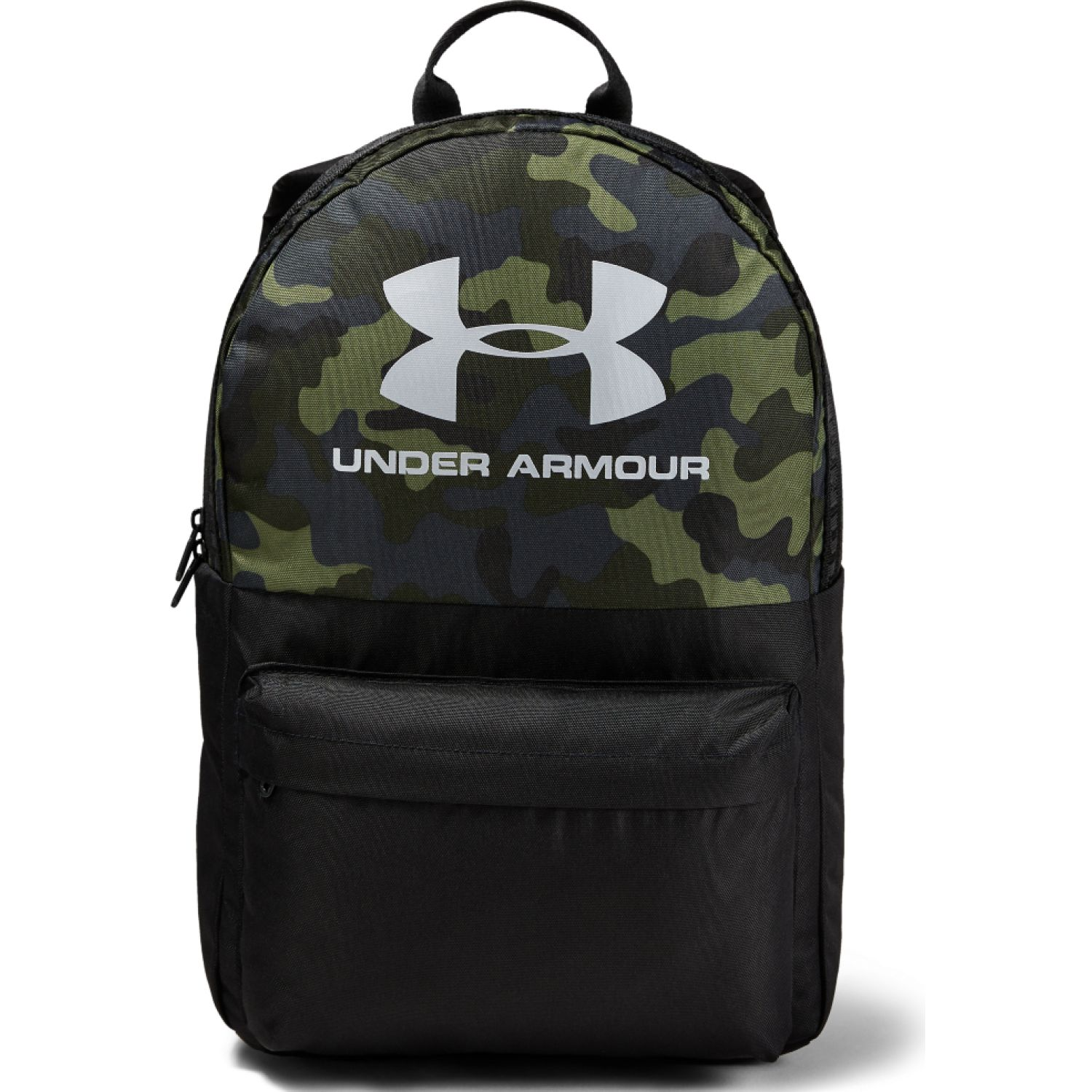 Under Armour Ua Loudon Backpack Negro / verde Mochilas Multipropósitos