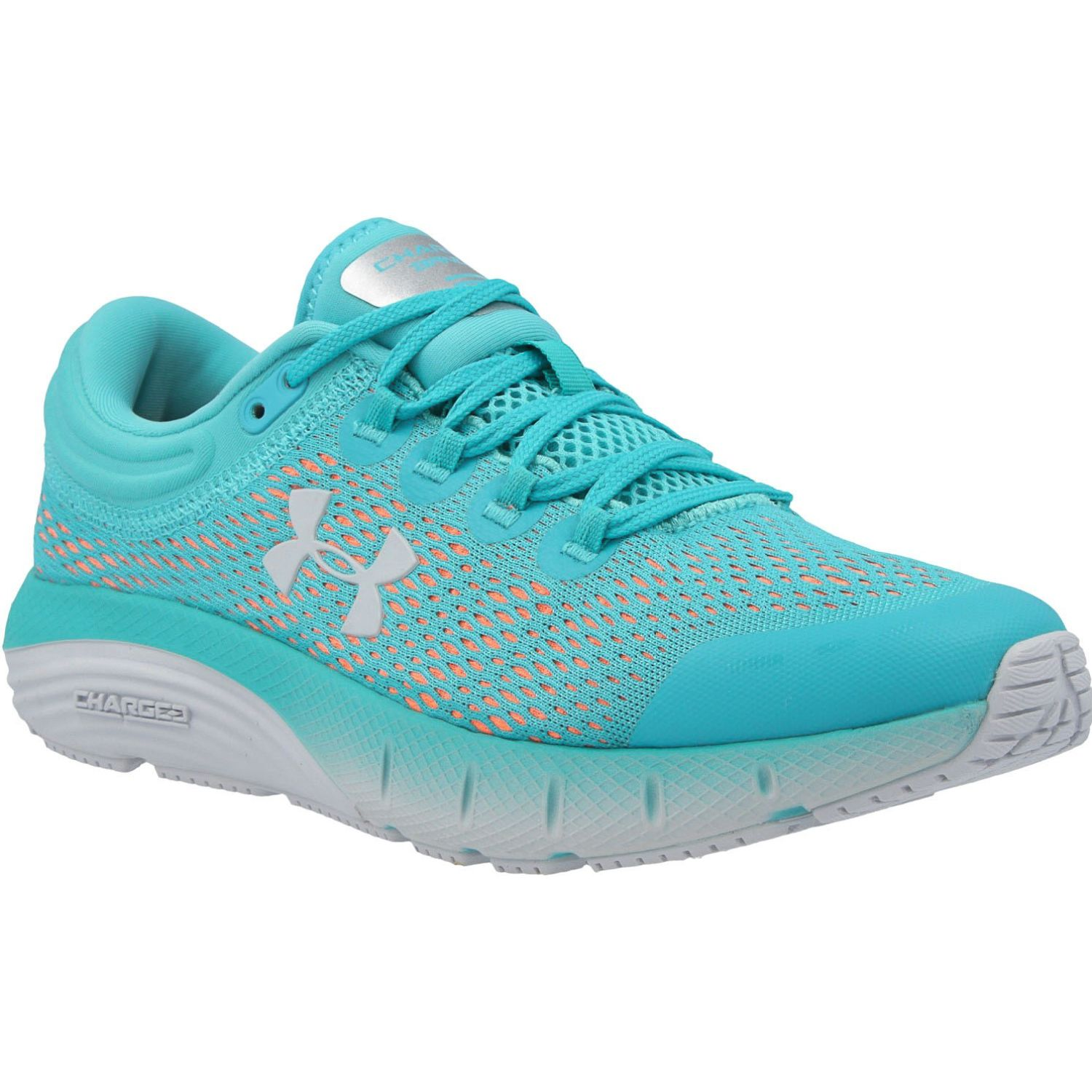 Under Armour Ua W Charged Bandit 5 Celeste Calzado de correr