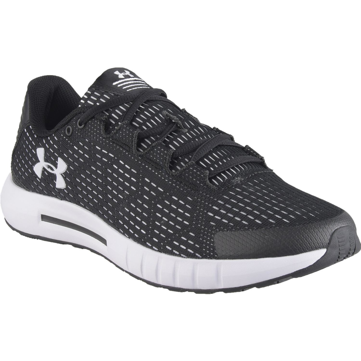 Under Armour ua w micro g pursuit se Negro / blanco Trail Running