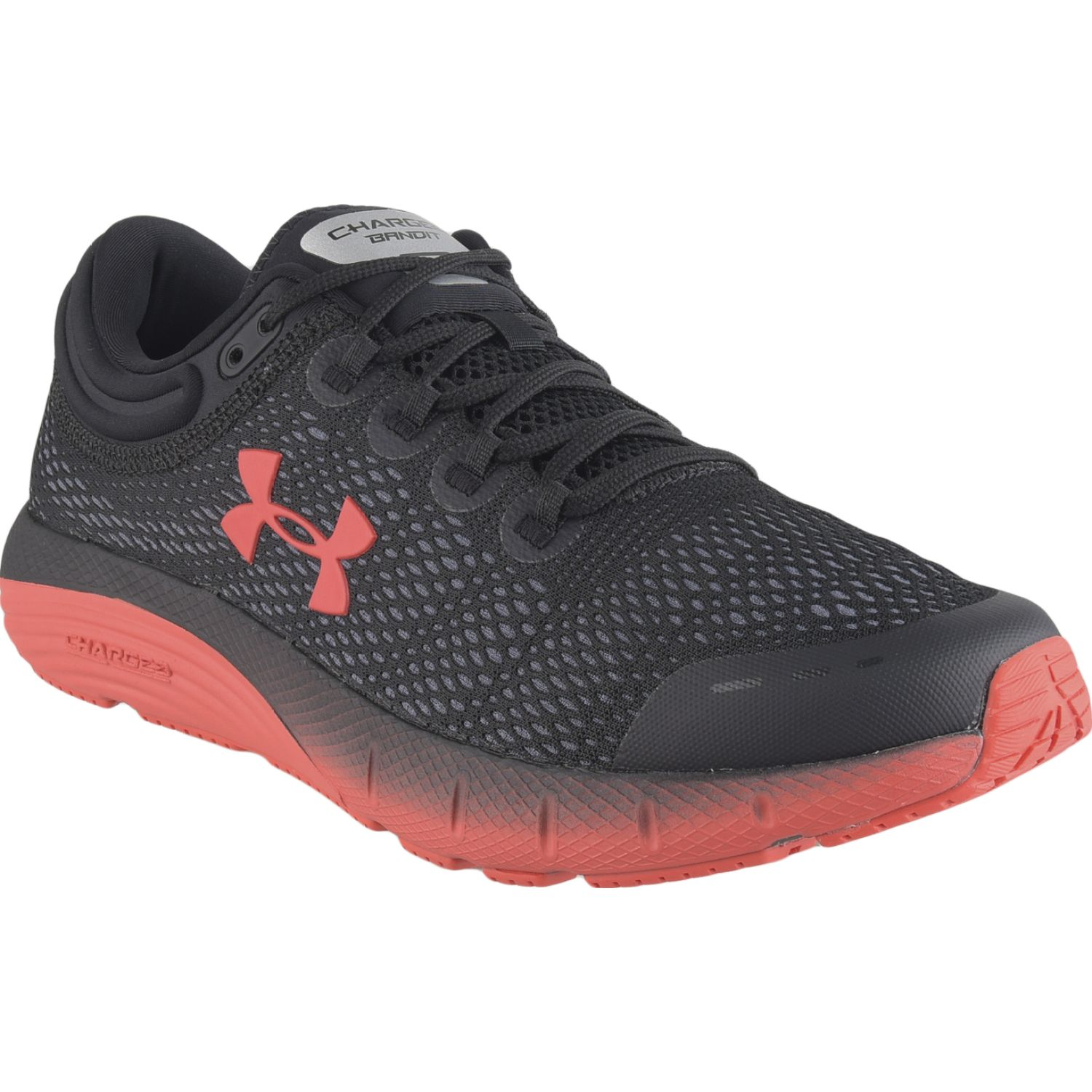 Under Armour ua charged bandit 5 Negro / rojo Trail Running