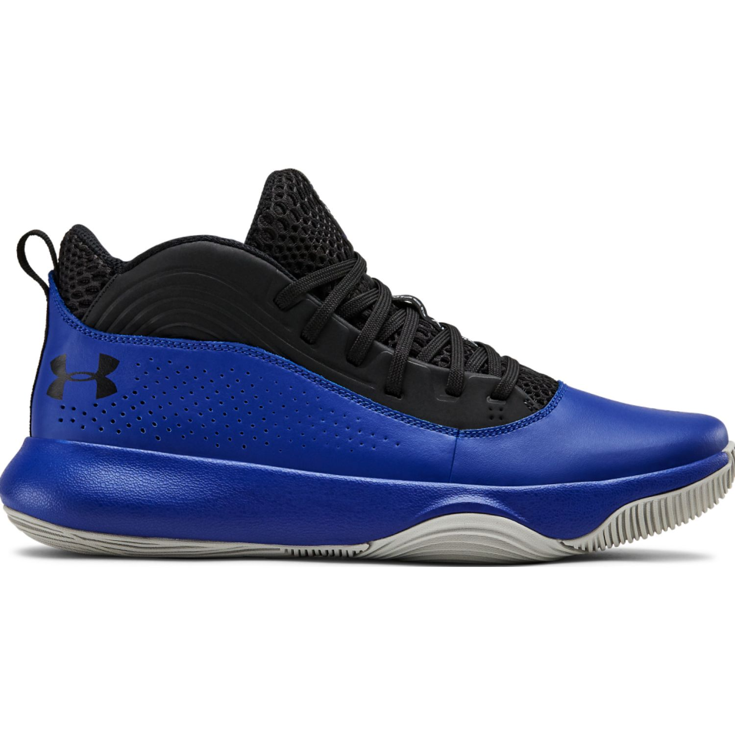 Under Armour ua lockdown 4 Azul / negro Hombres