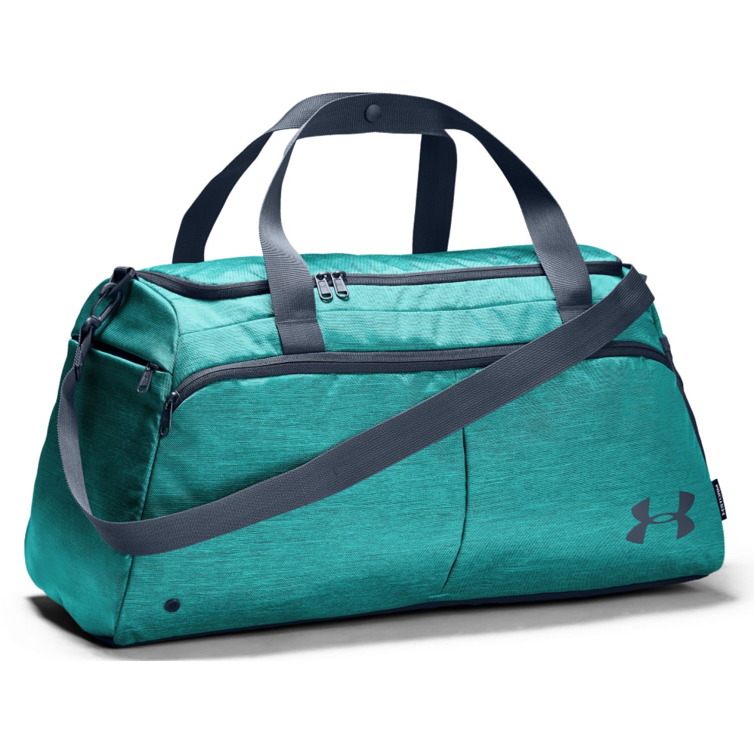 Under Armour W's Undeniable Duffle-M Verde Duffels deportivos
