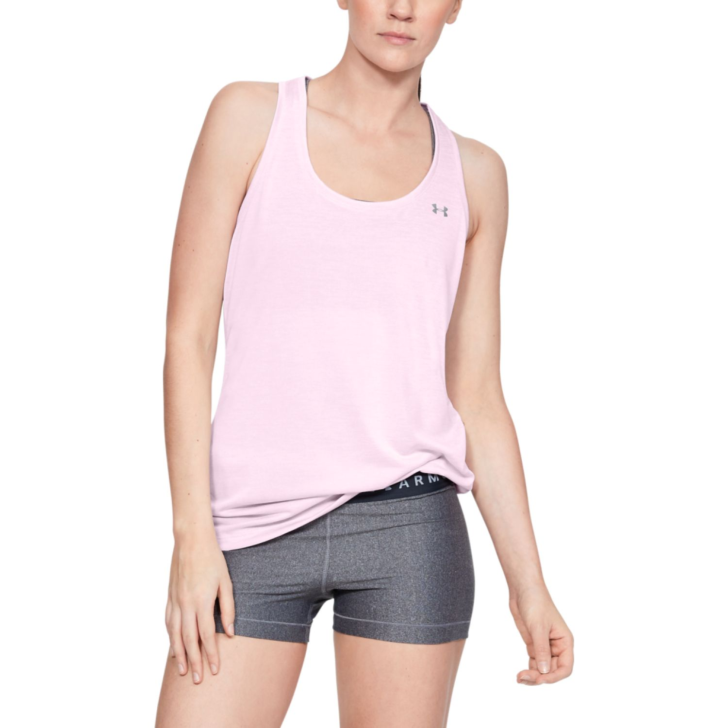 Under Armour tech tank - twist Lila Tank Tops