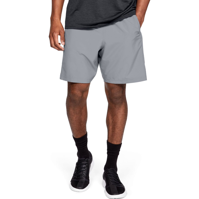Under Armour Woven Graphic Short Plomo Shorts deportivos