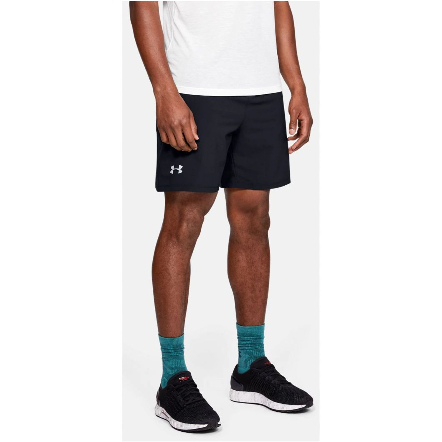 Under Armour ua launch sw 7'' short Negro Shorts Deportivos