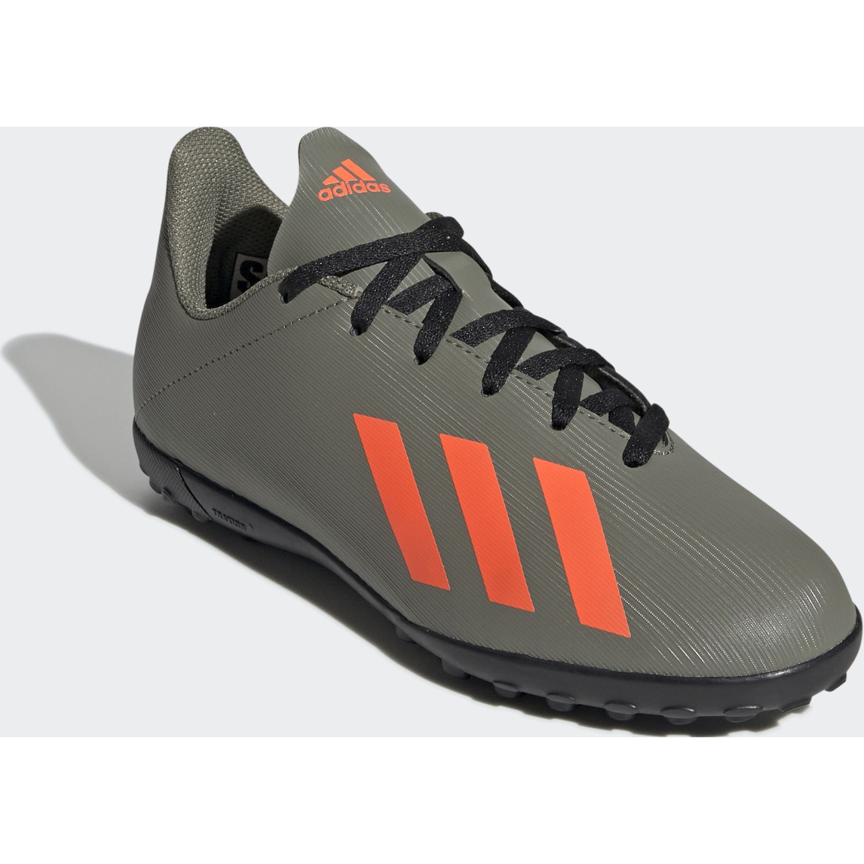 Adidas x 19.4 tf j VERDE / NARANJA Muchachos