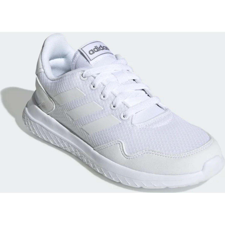 Adidas archivo k Blanco Chicas
