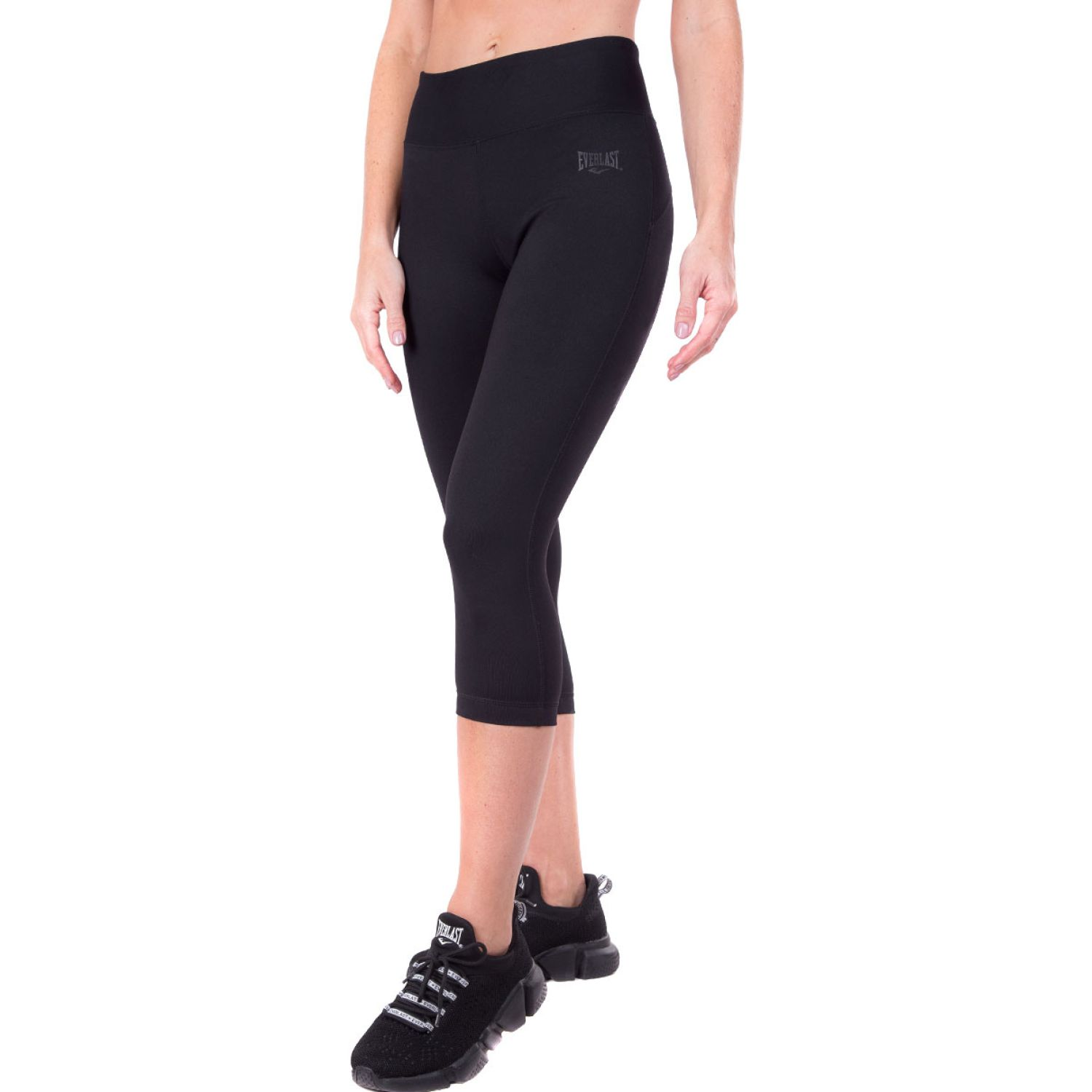 Everlast legging mid basic Negro Leggings
