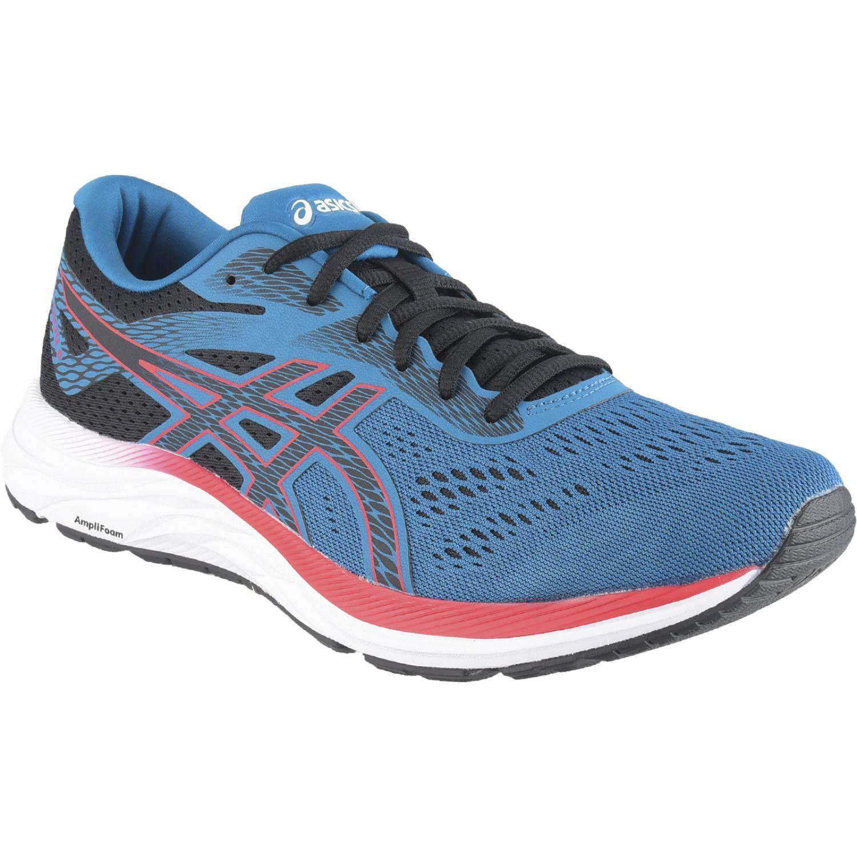 Asics Gel-Excite 6 Azul / rojo Correr por carretera