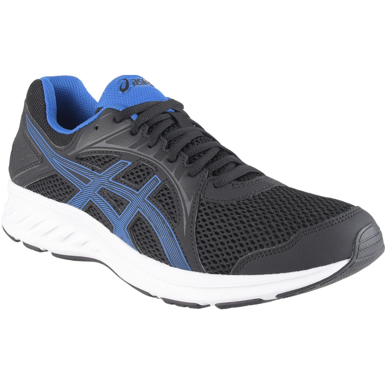 Asics jolt 2 Negro / azul Running en pista