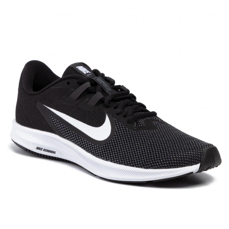 Zapatilla Nike Downshifter 9 royal white