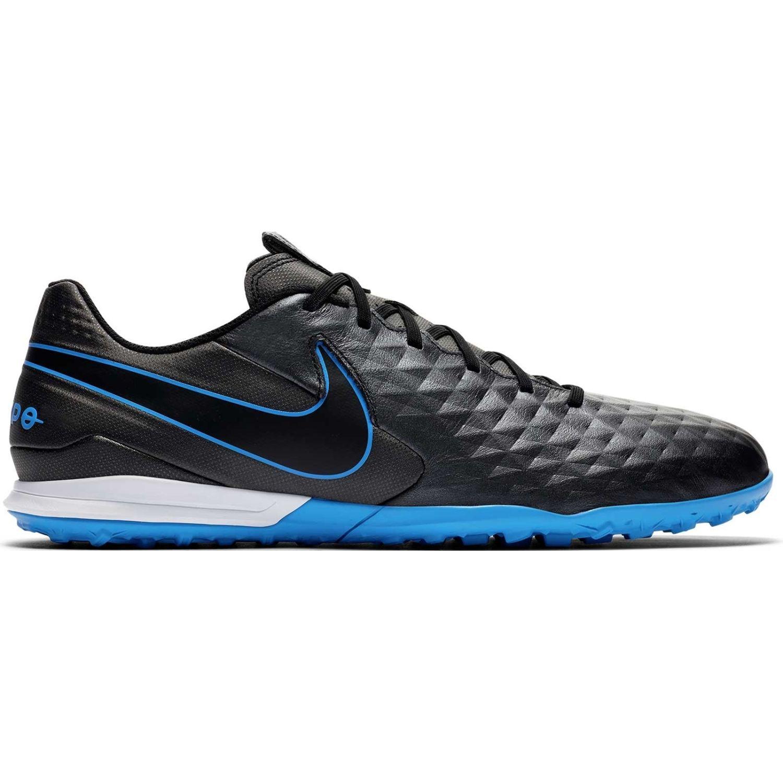 Nike LEGEND 8 ACADEMY TF Negro / azul Hombres