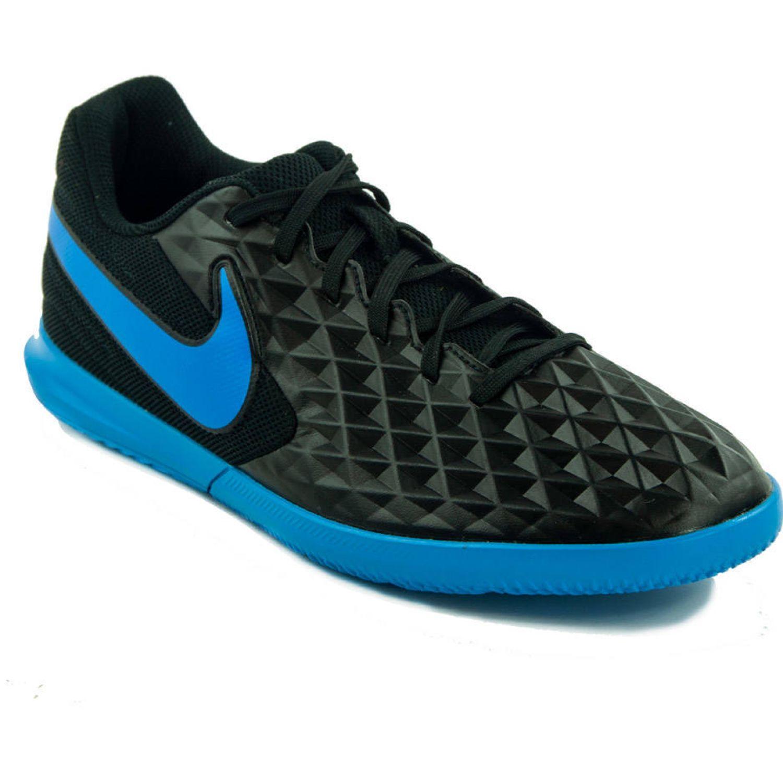 Nike legend 8 club ic Negro / azul Hombres