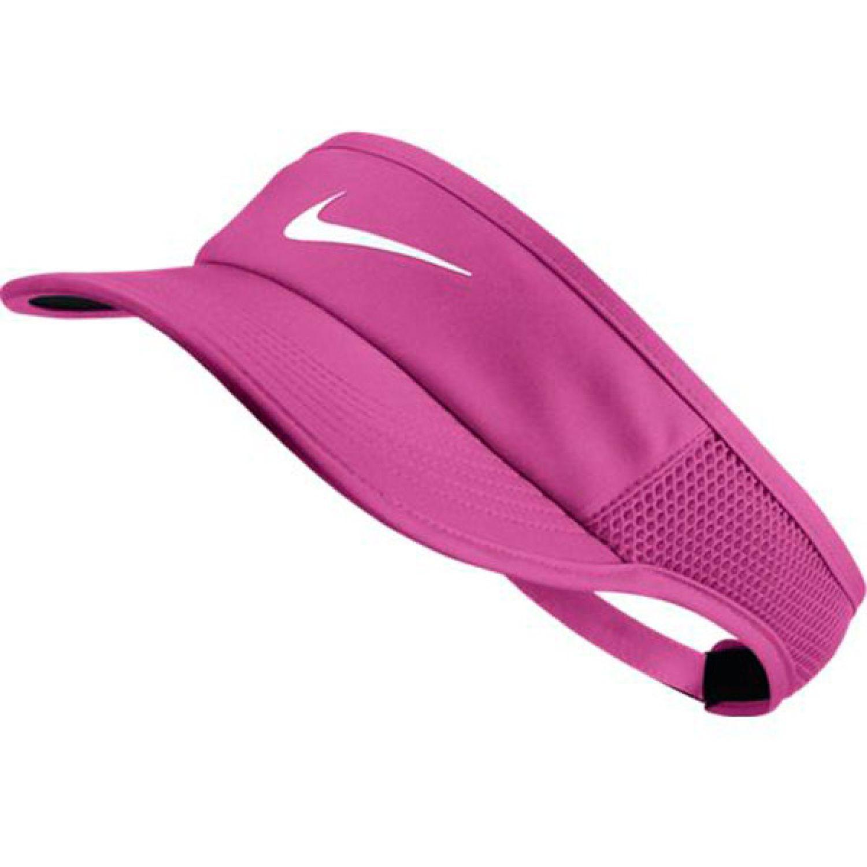 Nike W Nk Arobill Fthrlt Visor Adj Morado Visores
