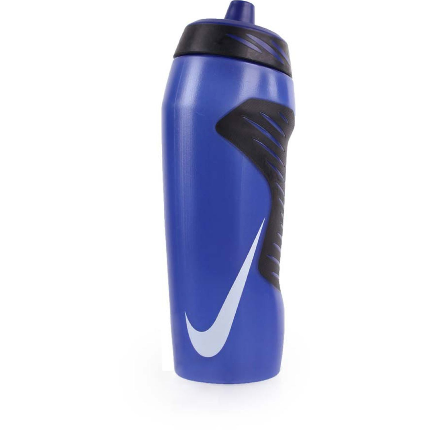 Nike nk hyperfuel water bottle 24oz Azul / negro Botellas de agua