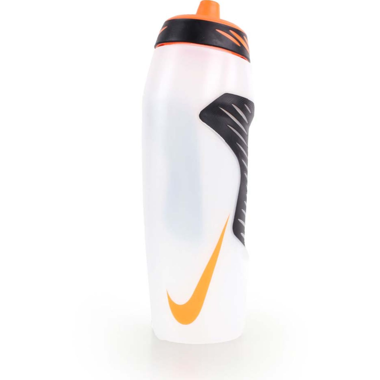 Nike nk hyperfuel water bottle 32oz Blanco / negro Botellas de agua