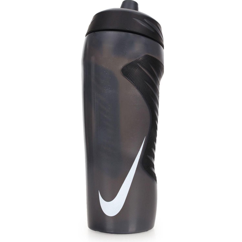 Nike nk hyperfuel water bottle 18oz Plomo / negro