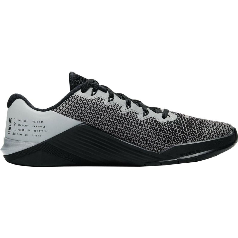 Nike nike metcon 5 x Negro / plomo Hombres