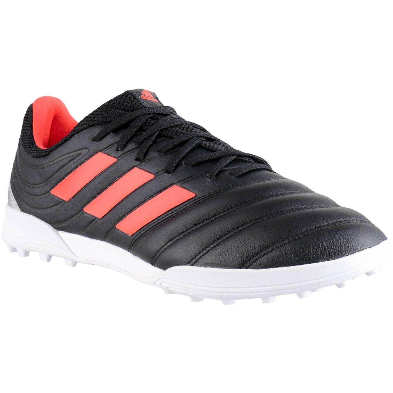 Adidas copa 19.3 tf Negro / rojo Hombres