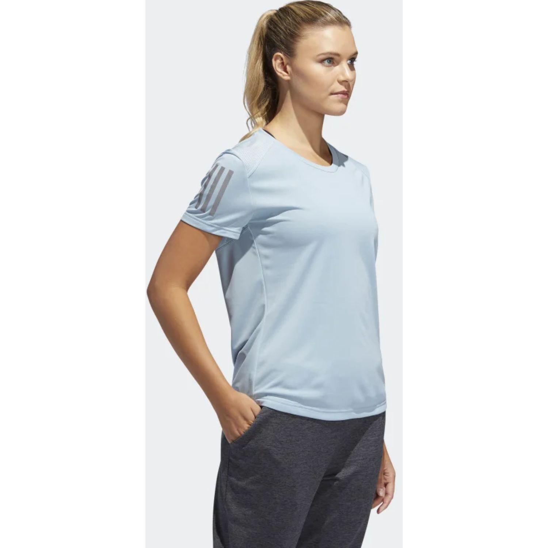 Adidas own the run tee Celeste Polos