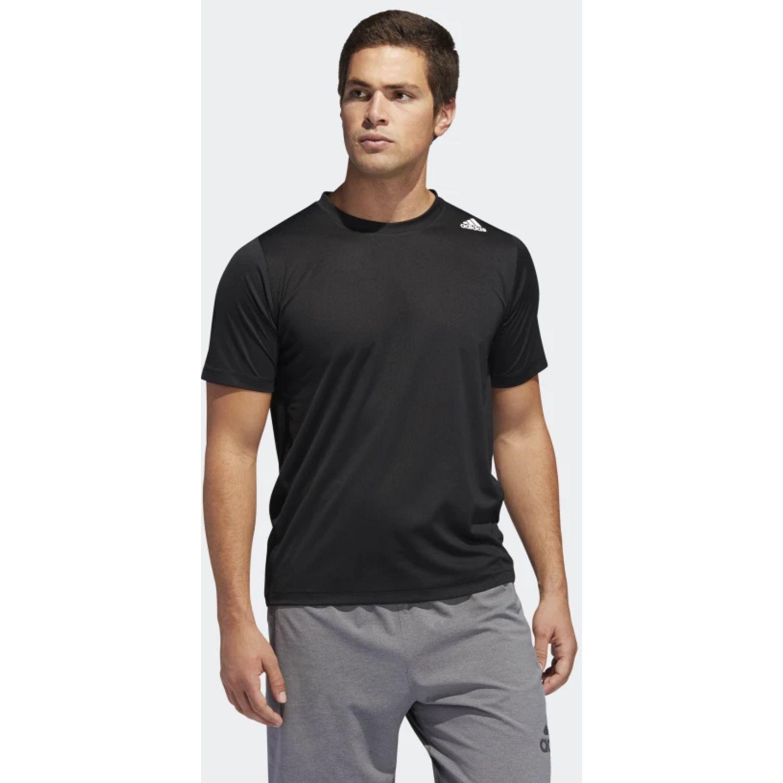 Adidas Fl_Spr Z Ft 3st Negro / blanco Camisetas y polos deportivos