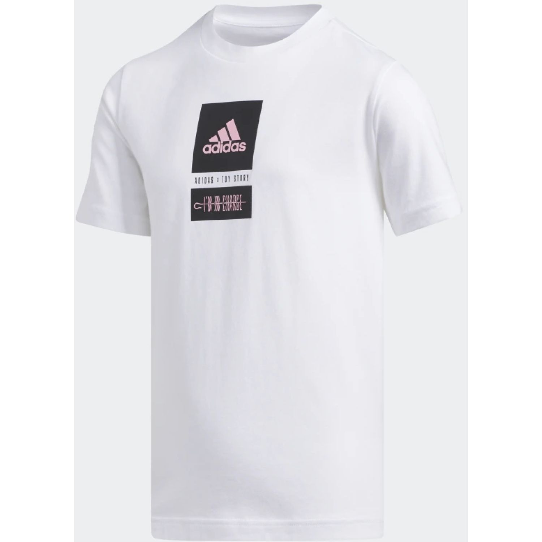 Adidas yg toy story 4 Blanco / negro Polos