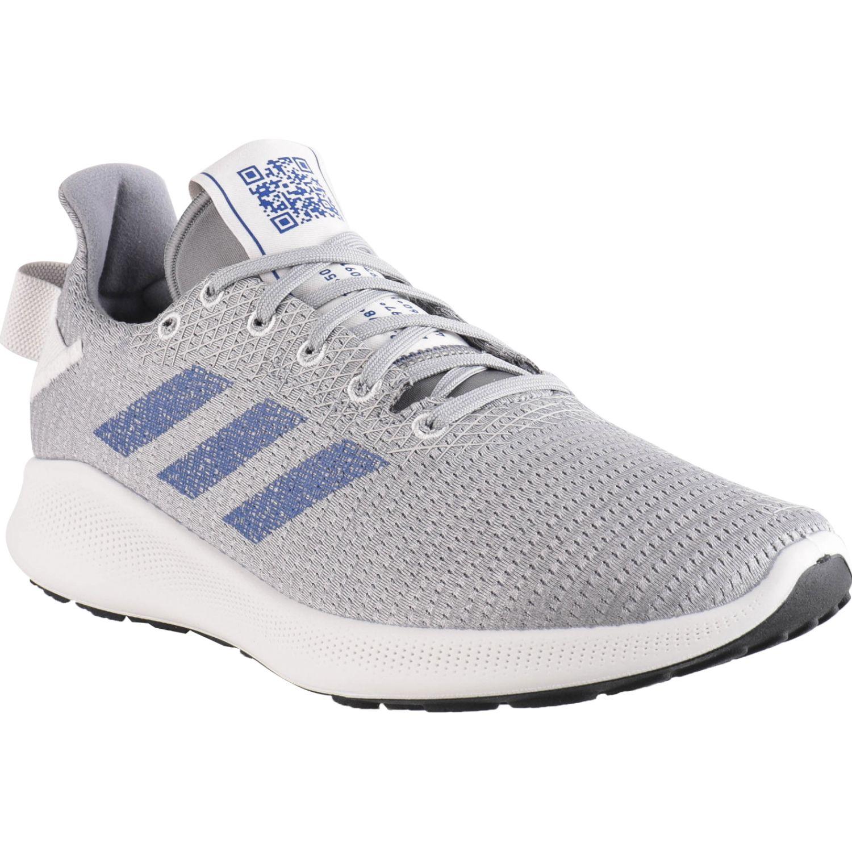 Adidas sense bounce + street m Gris / azul Running en pista
