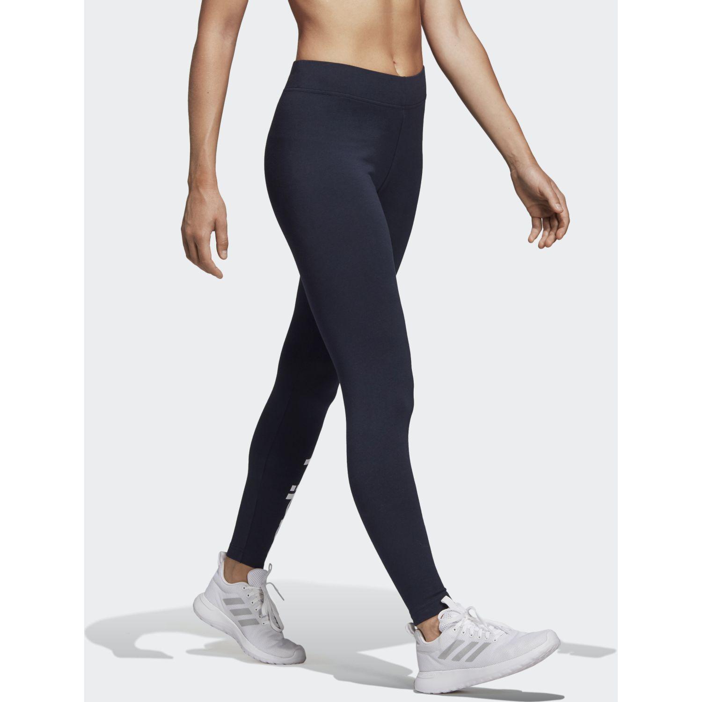 Adidas w e lin tight Navy / Blanco Leggings Deportivos