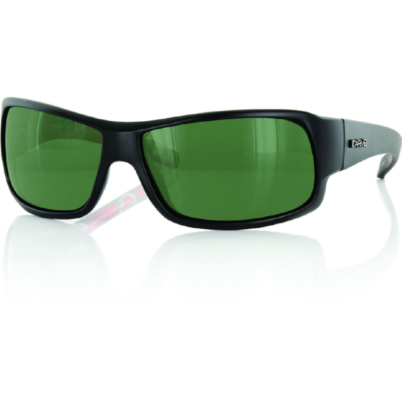 Carve sonny black Negro / verde Lentes de Sol